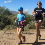n 8 year old Ultra Marathon Runner