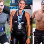 OCR Athletes, Jack Bauer, Alexandra Walker, Benjamin Pina