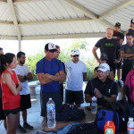 Richard Diaz and diaz human performance puts on elite caliber running clinics