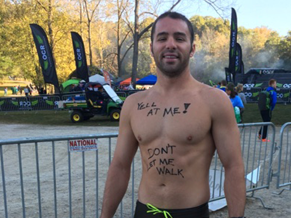 Miles Keller - conversations with an OCR athlete