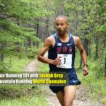Joseph Gray Mtn Runner