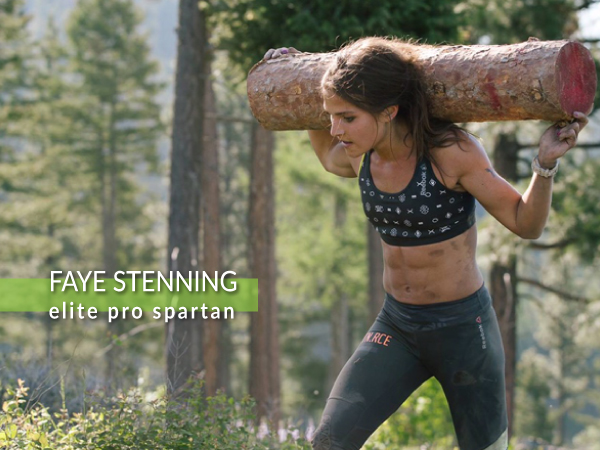 Faye Stenning Elite Pro OCR Athlete