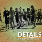 The OCR Running Clinic