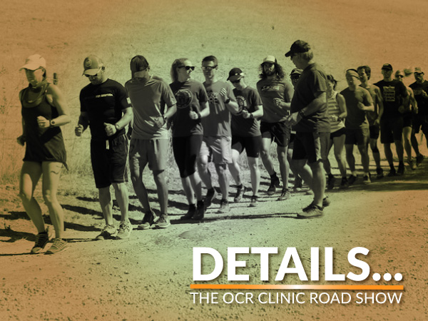 The OCR Running Clinic
