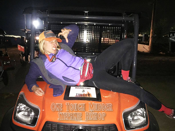 Stefanie Bishop World's Toughest Mudder Champion 2016