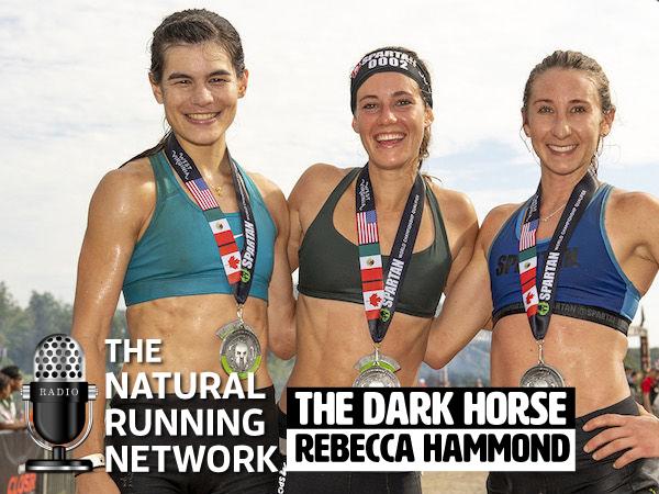 Dark-horse Rebecca Hammond