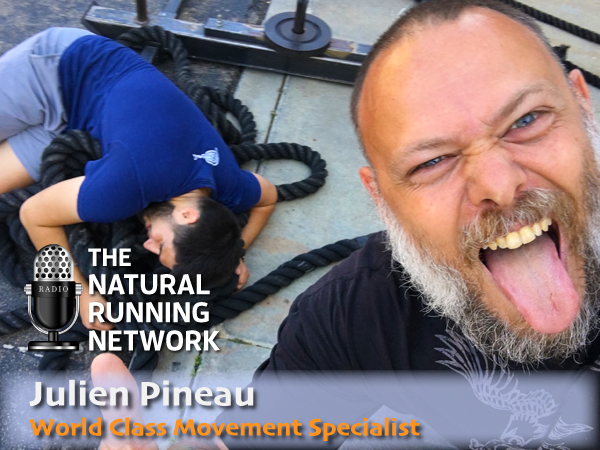 Julien Pineau, world renowned Human Movement specialist.