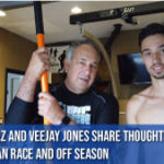Coach Diaz and VeeJay Jones